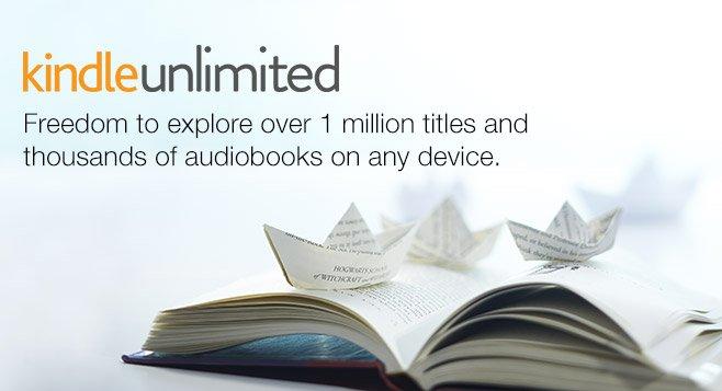 Speed Reading Audiobooks on KindleUnlimited